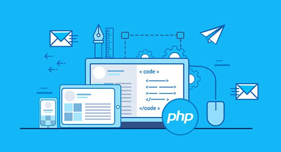 develop using php