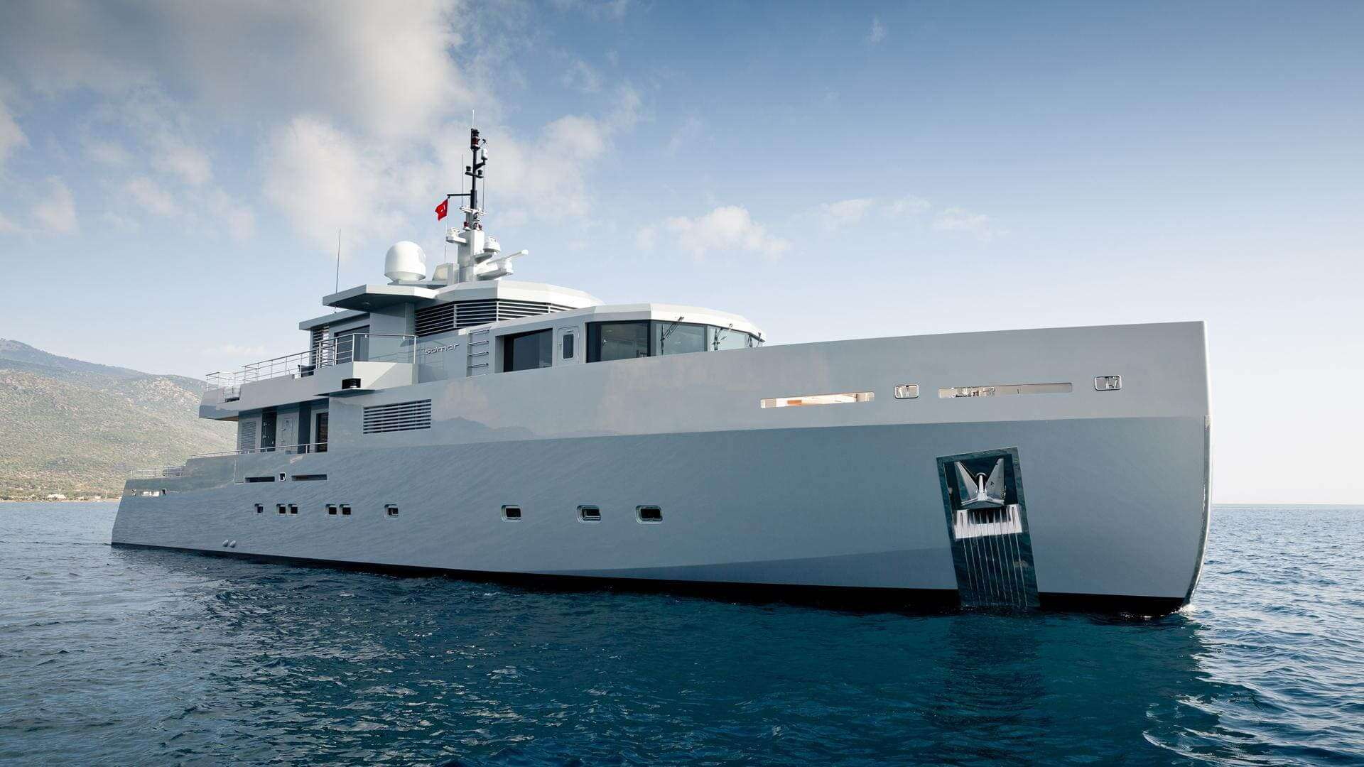 Web Development for Award-Winning Yacht Manufacturer