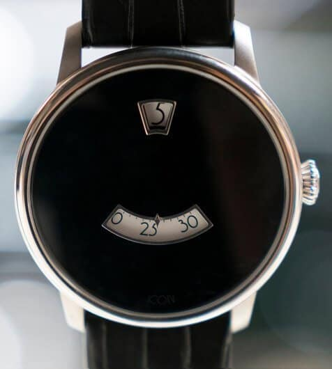 ICON Watch Web Presence